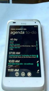 BlogHer Apps - OneNote, Google Calendar HTC Radar -400