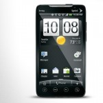 Android HTC EVO vs.the iPhone