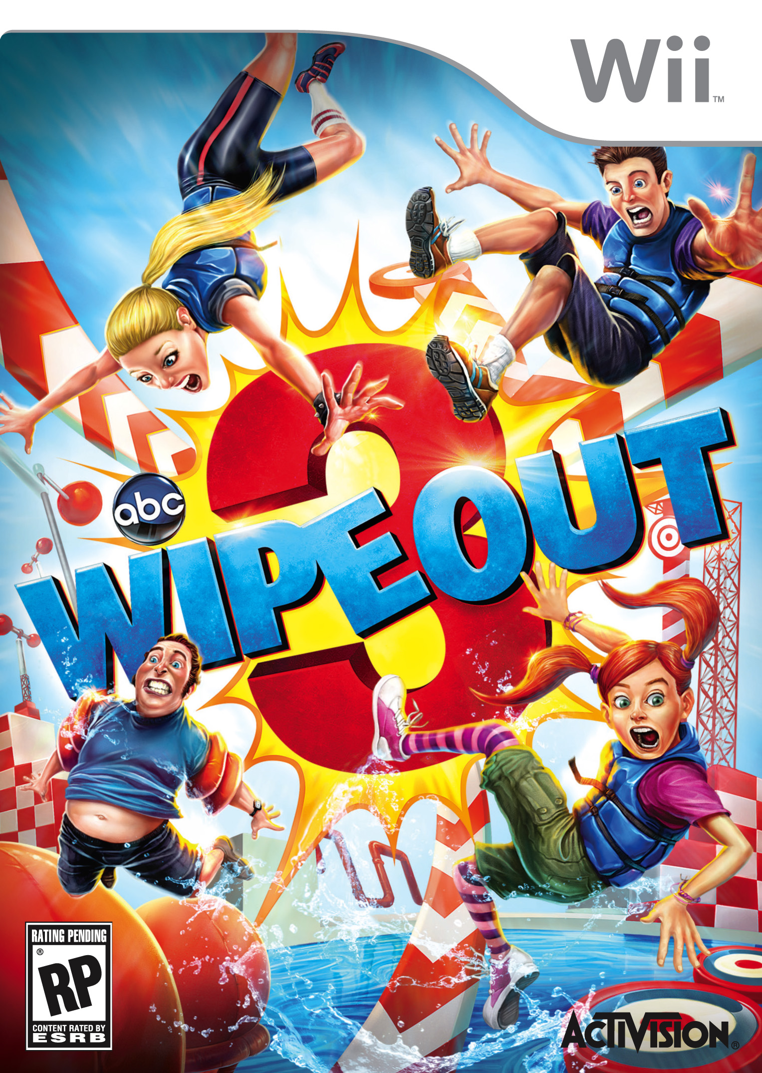 Now You Can Wipeout In Your Own Family Room