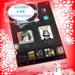 Win a Kobo Arc – A Great Sized Multifunctional eReader