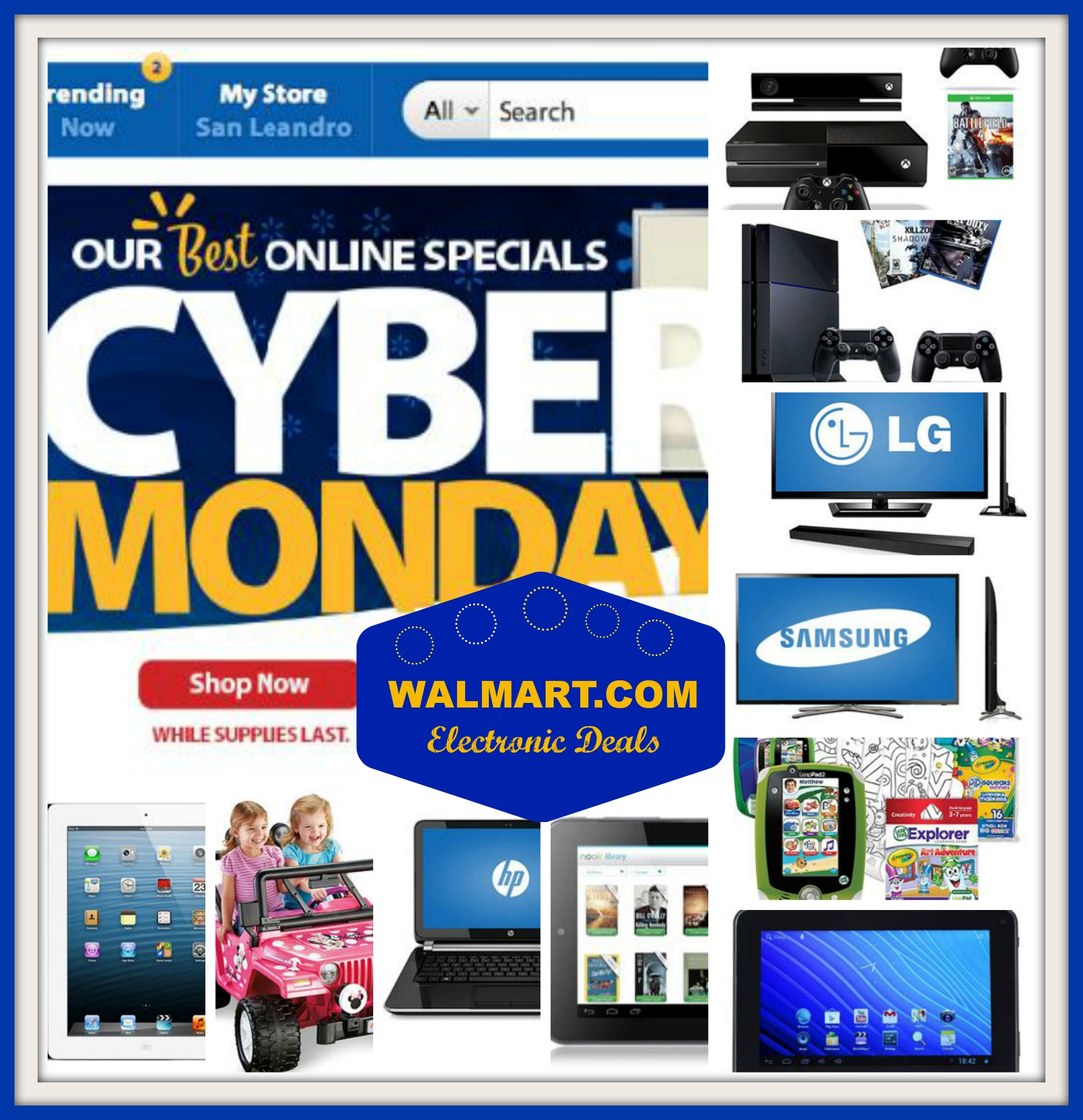 Cyber Monday Deals / Sales Discover huge savings on toys, tech, apparel, small appliances, travel and more on Cyber Monday and throughout Cyber Week. Stay abreast of the hottest deals and sitewide sales with insights and updates from our Cyber Monday specialists.