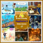 10 Kid Friendly PlayStation 4 Video Games