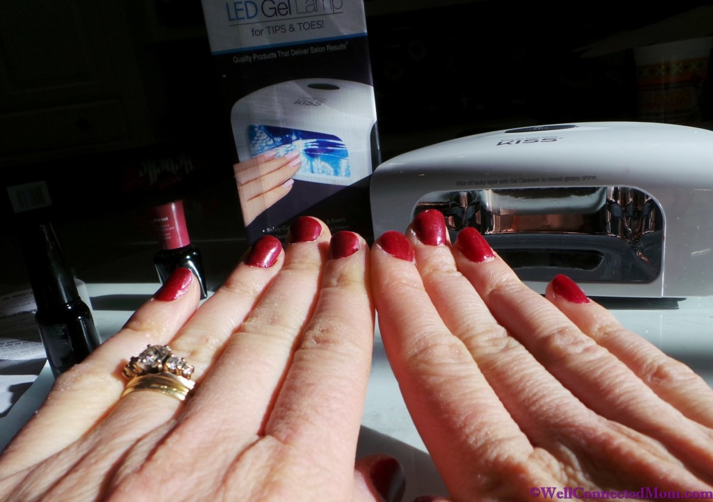 to Save Some Money? Try a DIY Gel Manicure - The Well Connected Mom