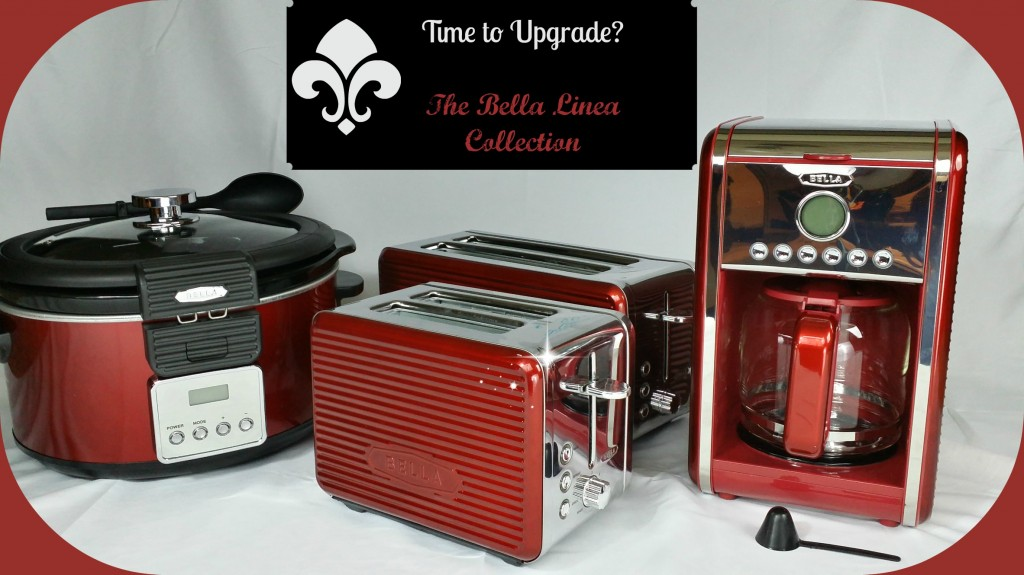 delightful Bella Small Kitchen Appliances #4: Remember that crockpot you received as a wedding gift? How about your  toaster, how old is it? Do your small appliances match throughout your  kitchen?