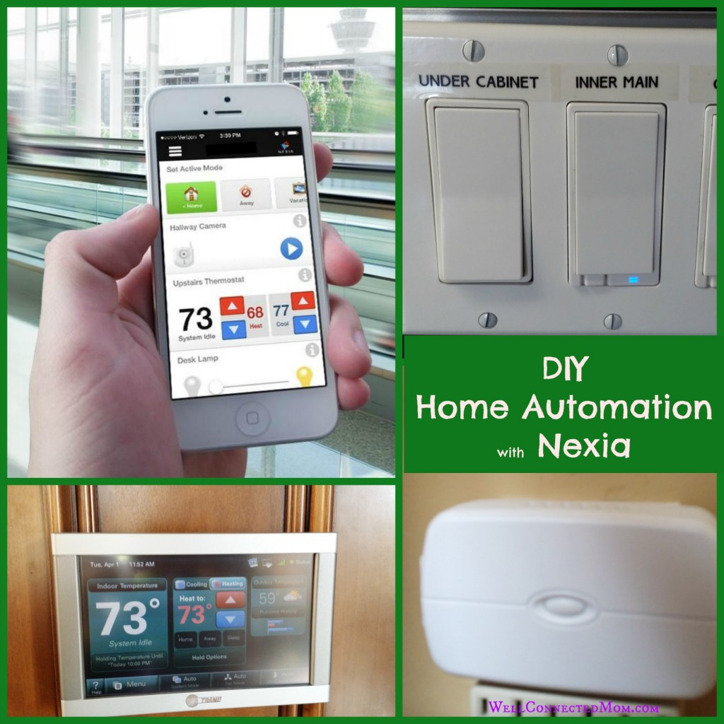 Diy home automation with nexia the well connected mom Diy home automation