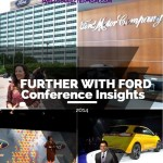Insights from this Year's Further with Ford Conference