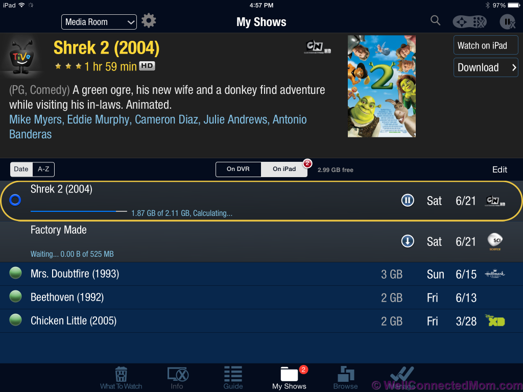 tivo 4 ps Visit the playstation™vue faq to learn more about playstation™vue, available channels, features, and supported devices you can also get help with your subscription, home location, set up, and troubleshooting.