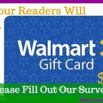Need Your Help: Win a $50 Walmart Gift Card