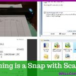 ScanSnap Scanner – Scanning in a Snap!