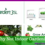 My Growing AeroGarden 3SL Indoor Garden