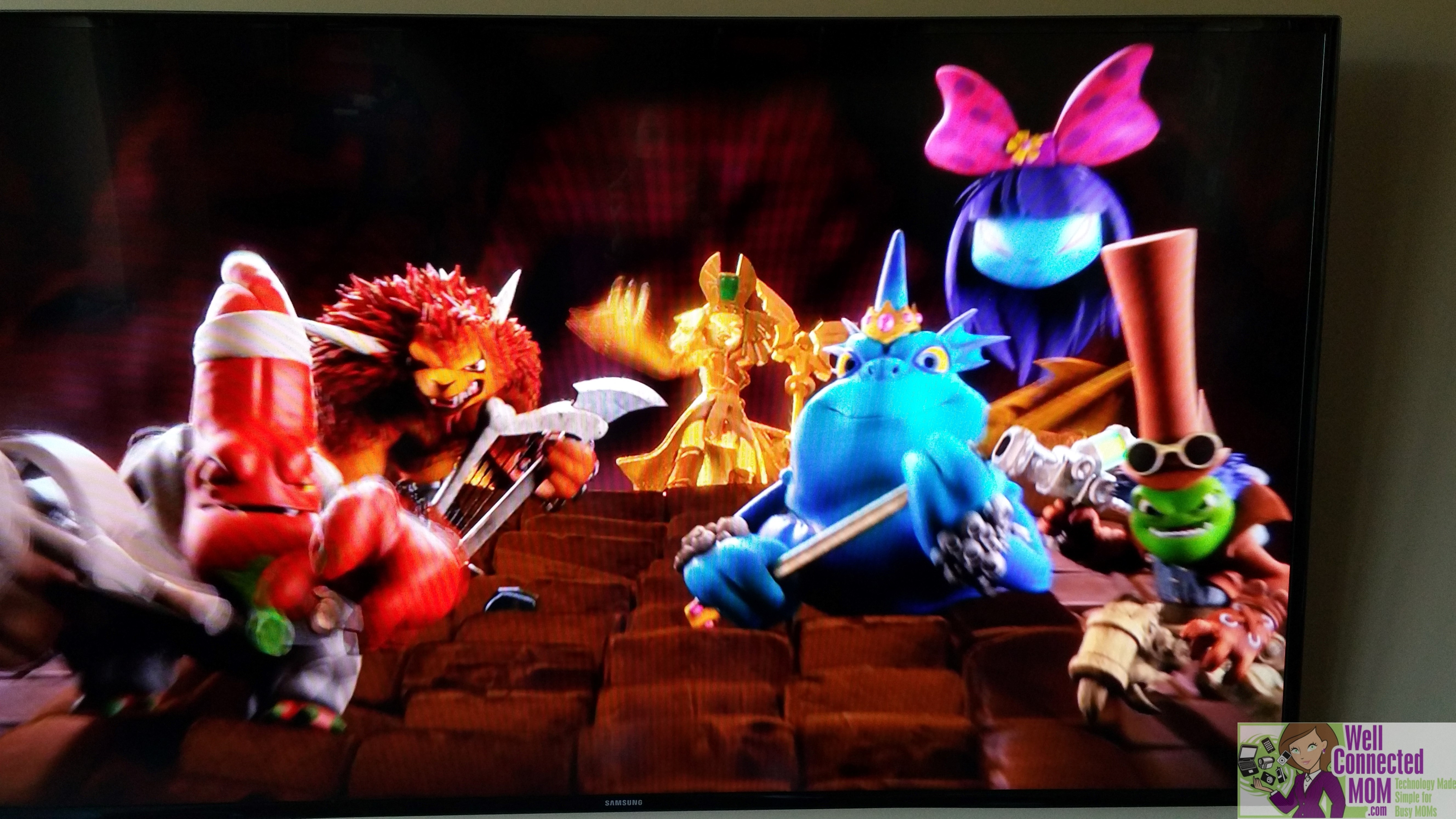 Skylanders Trap Team - the Adventure Continues - The Well ...