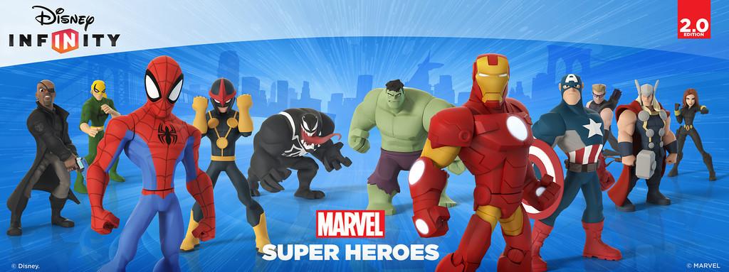 Disney Infinity 2 0 Marvel Super Heroes The Well