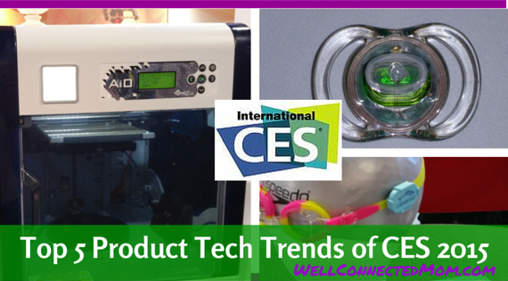 Top Product Trends of CES2015 Main