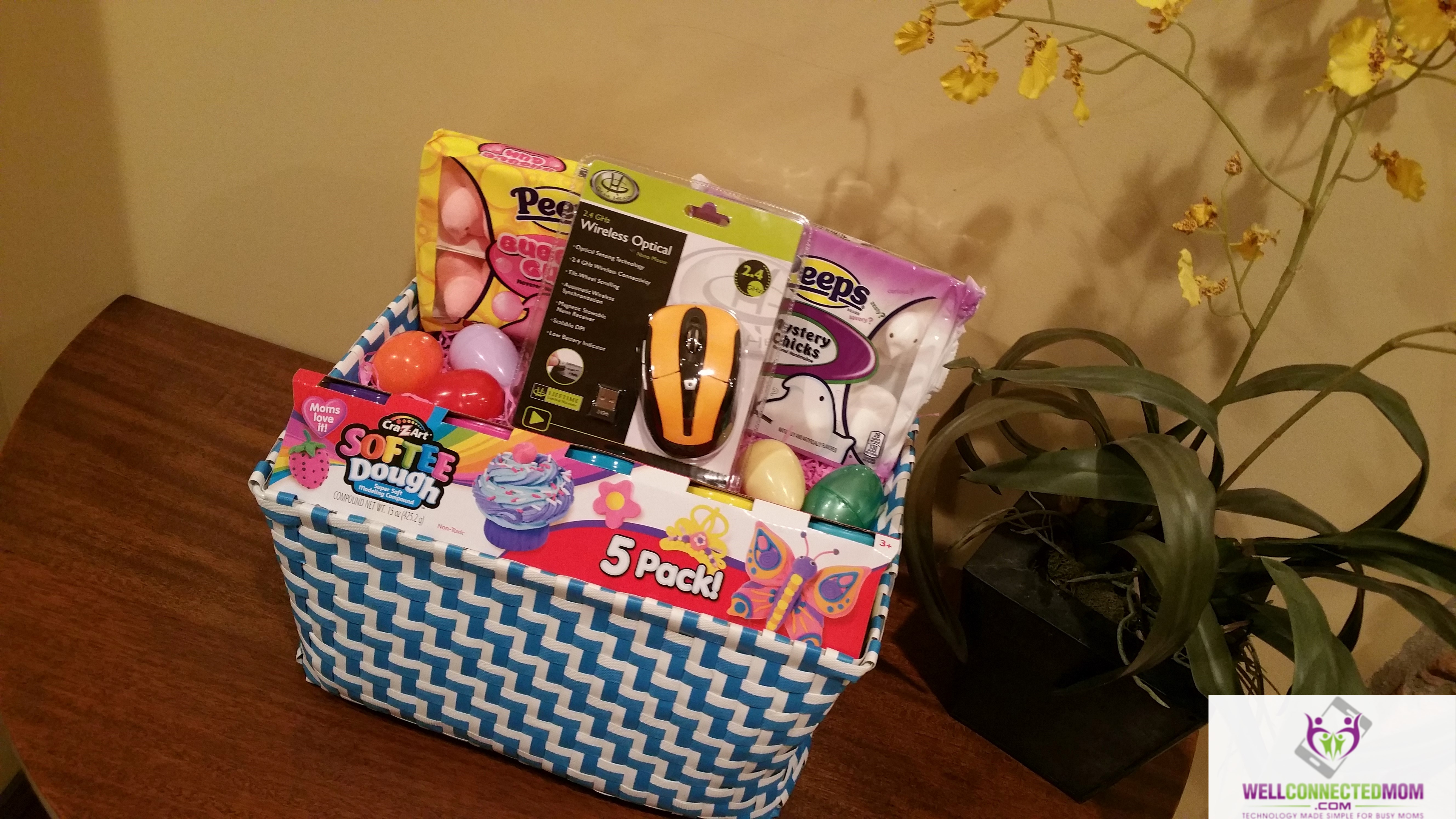 Easter basket fun the well connected mom easter basket fun negle Images