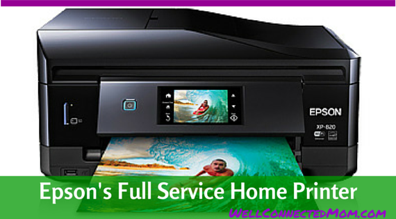 Epson Xp 820 Everyday Printer The Well Connected Mom