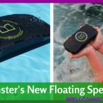 Monster's Floating Speaker Giveaway!