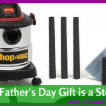 Father's Day Gadget Sure to Clean Up Your Husband's Act