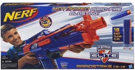 Birthdays top tech toys for boys the well connected mom for Nerf motorized rapid fire blasting