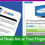 Finding Good Deals Using the Slickdeals App