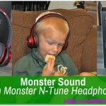Monster Sound with Monster N-Tune Headphones