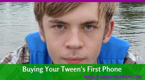 Buying your Tween's First Phone main