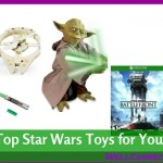 5 Top Star Wars Toys for Your Jedi (Big and Small!)