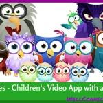 Owlegories TV – Children's Video App with a Purpose