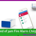 Tired of 3 AM Fire Alarm Chirps?