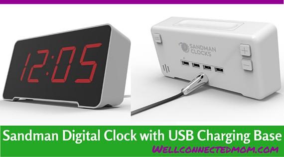 USB Clock