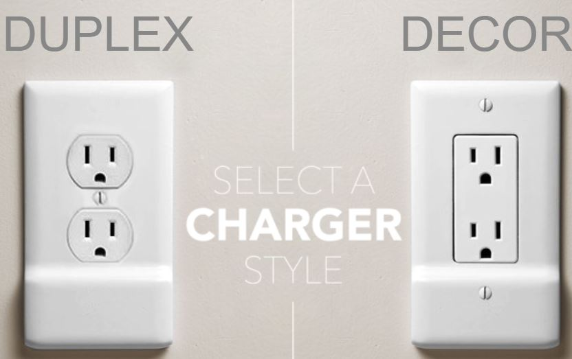 decluttering your outlets