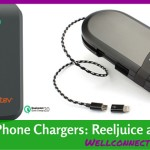Best Phone Chargers:  Reeljuice and Ventev