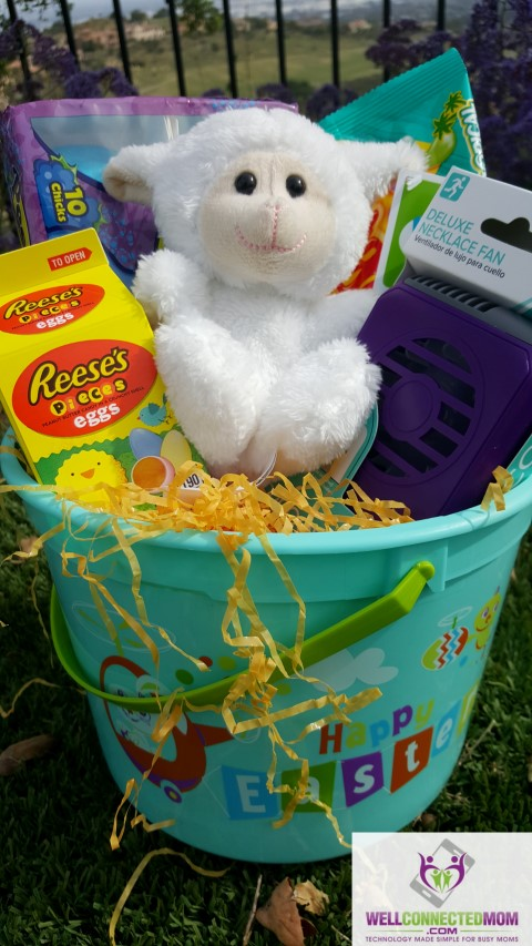Easter basket fun dont forget the tech the well connected mom walmart easter 2 small negle Images