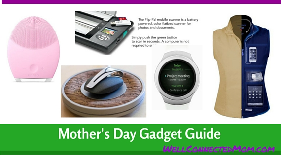 5 Great Gadgets for Moms 2016