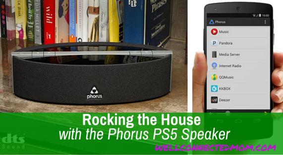 Phorus PS5 Speaker-2
