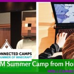 Summer Camp or Summer of Minecraft Camp?