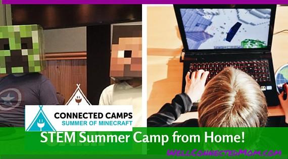 Summer of Minecraft Camp