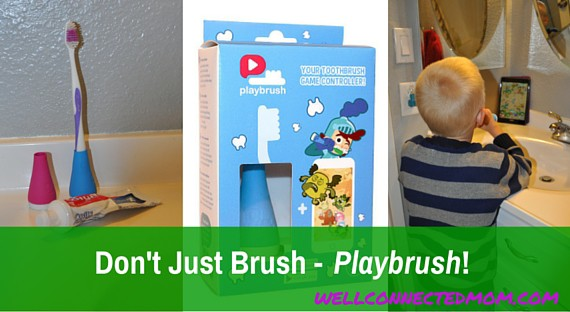 brush their teeth