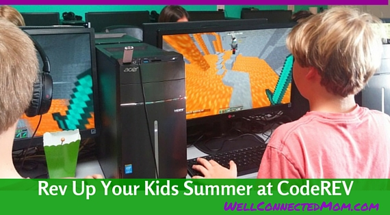 CodeRev Summer Camps Main