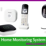 No Monthlies with the Panasonic Home Monitoring Kit