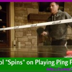 Play Ping Pong to Unplug with Your Family