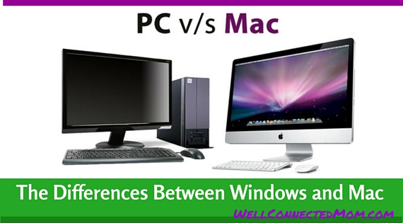 Windows VS. Mac