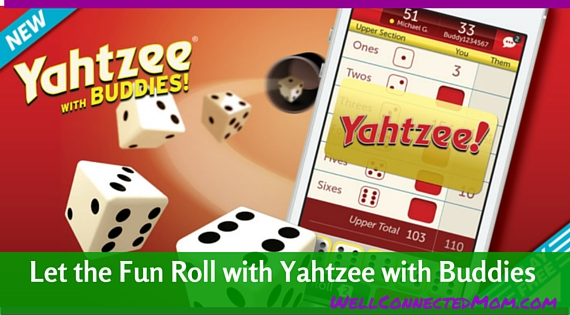 Yahtzee With Buddies The Well Connected Mom