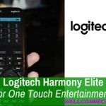 The Harmony Elite – One Remote for One Touch TV Entertainment