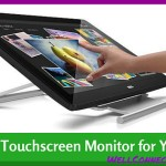A Touchscreen Monitor for Your PC