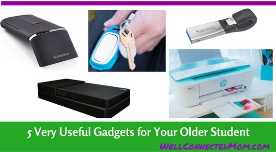 back to school gadgets guide for older students the well