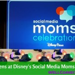 Disney Social Media Moms Celebration at Disneyland