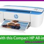 HP 3700 All-In-One Printer For Back to School!