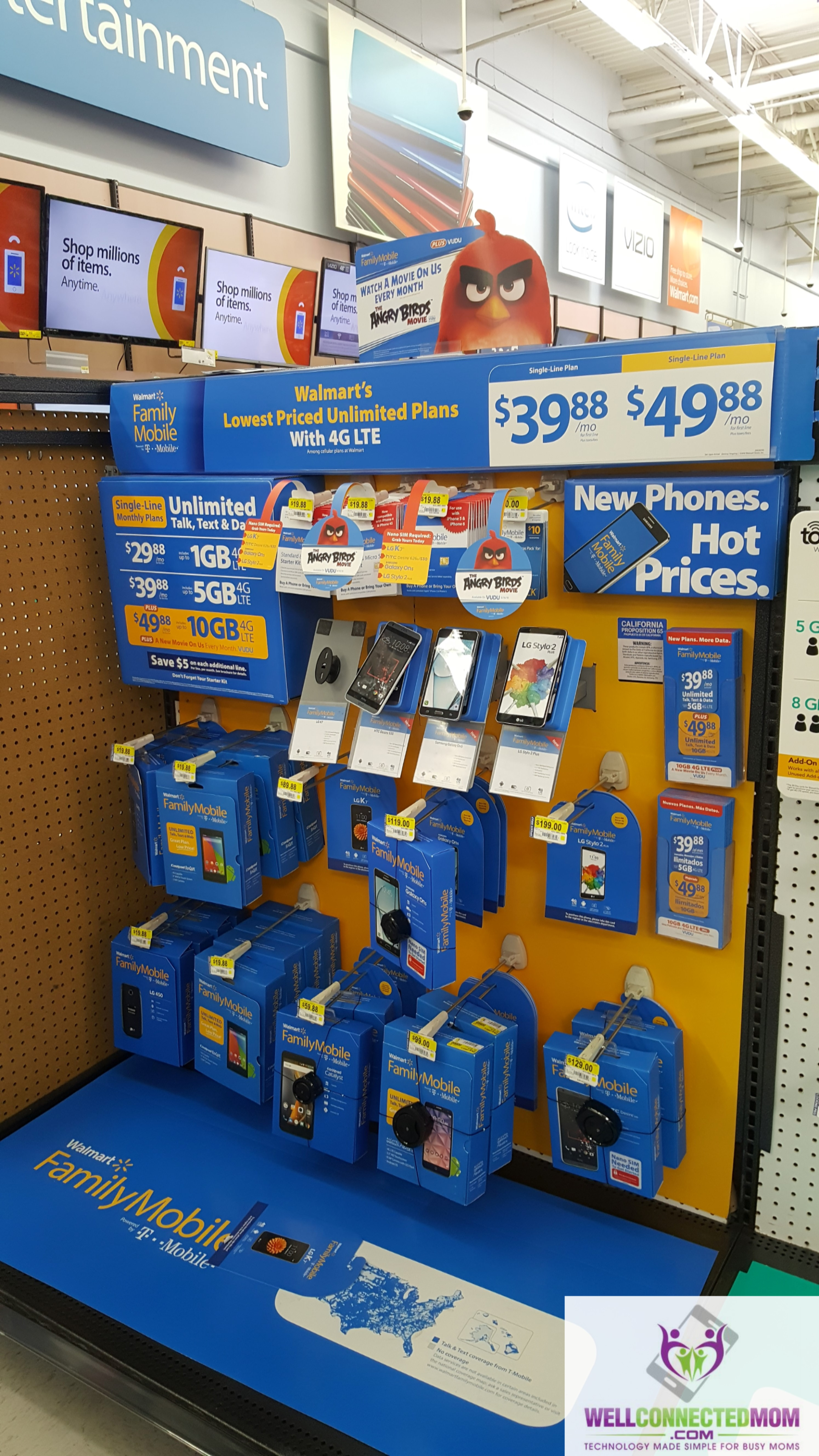 Walmart Family Mobile Your Tool For Planning Fun The