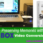 Preserving Memories -Transfer VHS to Digital