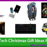 Top 10 Tech Christmas Gift Ideas for Dads